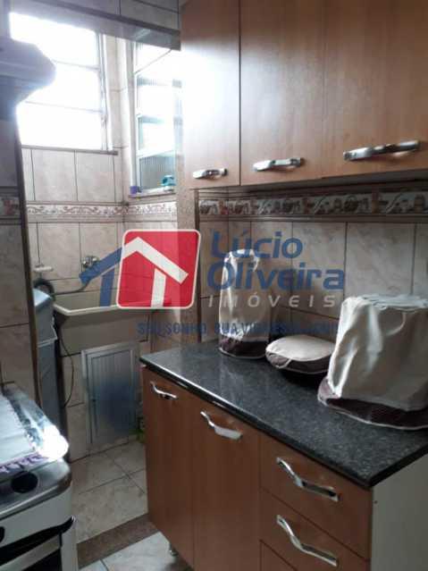 8 cozinha - Apartamento à venda Rua Vaz Lobo,Vaz Lobo, Rio de Janeiro - R$ 170.000 - VPAP21116 - 10