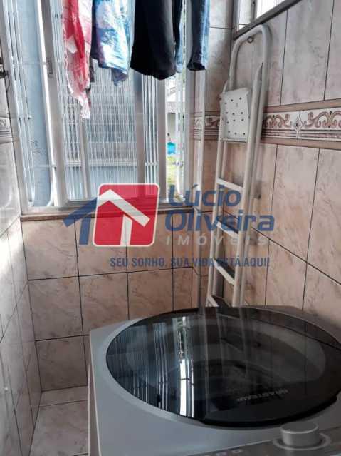 9 area de serviço - Apartamento à venda Rua Vaz Lobo,Vaz Lobo, Rio de Janeiro - R$ 170.000 - VPAP21116 - 11