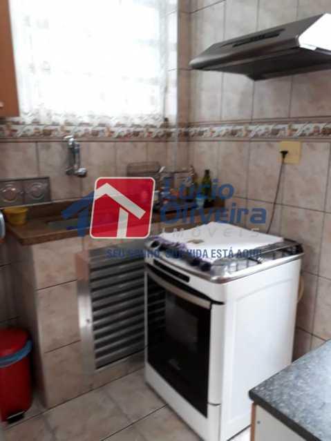 9 COZINHA - Apartamento à venda Rua Vaz Lobo,Vaz Lobo, Rio de Janeiro - R$ 170.000 - VPAP21116 - 12