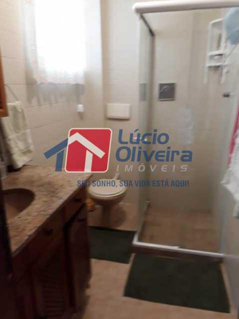 banheio - Apartamento à venda Rua Vaz Lobo,Vaz Lobo, Rio de Janeiro - R$ 170.000 - VPAP21116 - 14