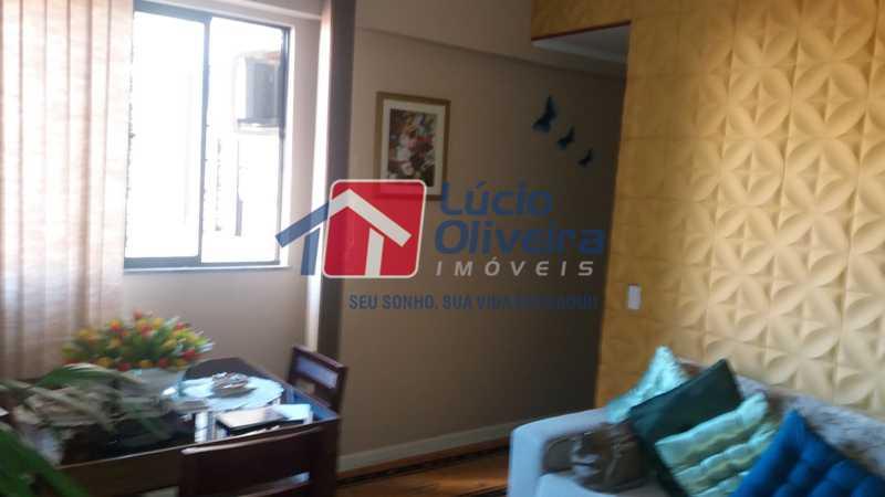1 SALA - Apartamento Rua Joaquim Rego,Olaria, Rio de Janeiro, RJ À Venda, 2 Quartos, 66m² - VPAP21118 - 1