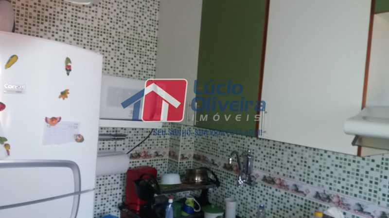 6 COZINHA - Apartamento Rua Joaquim Rego,Olaria, Rio de Janeiro, RJ À Venda, 2 Quartos, 66m² - VPAP21118 - 7