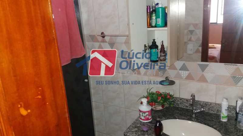 9 BANHEIRO - Apartamento Rua Joaquim Rego,Olaria, Rio de Janeiro, RJ À Venda, 2 Quartos, 66m² - VPAP21118 - 10