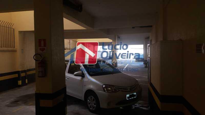 13 GARAGEM - Apartamento Rua Joaquim Rego,Olaria, Rio de Janeiro, RJ À Venda, 2 Quartos, 66m² - VPAP21118 - 14