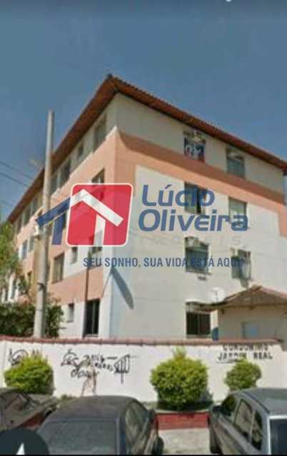 01. - Apartamento À Venda - Jardim América - Rio de Janeiro - RJ - VPAP21119 - 1