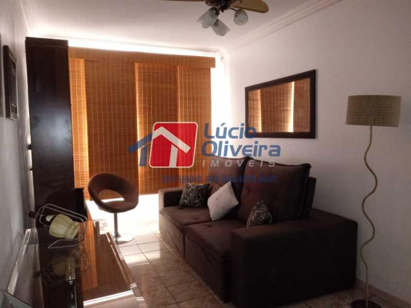 03. - Apartamento À Venda - Jardim América - Rio de Janeiro - RJ - VPAP21119 - 4
