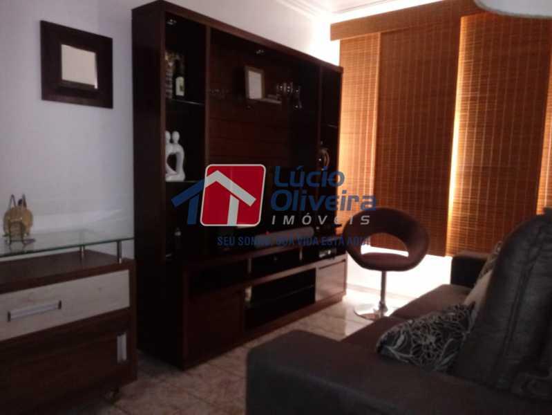 04. - Apartamento À Venda - Jardim América - Rio de Janeiro - RJ - VPAP21119 - 5