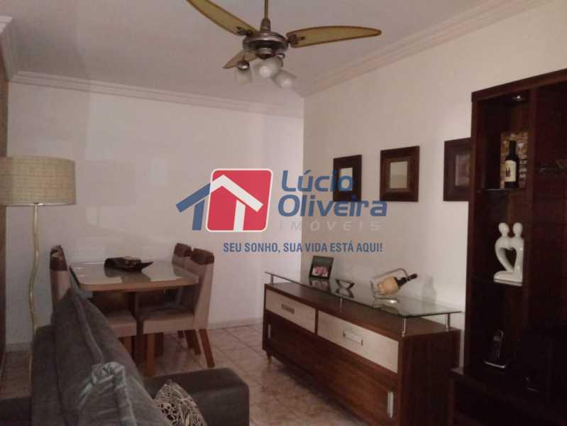 05. - Apartamento À Venda - Jardim América - Rio de Janeiro - RJ - VPAP21119 - 6