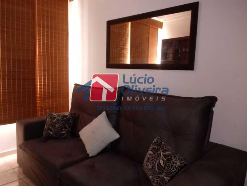 06. - Apartamento À Venda - Jardim América - Rio de Janeiro - RJ - VPAP21119 - 7