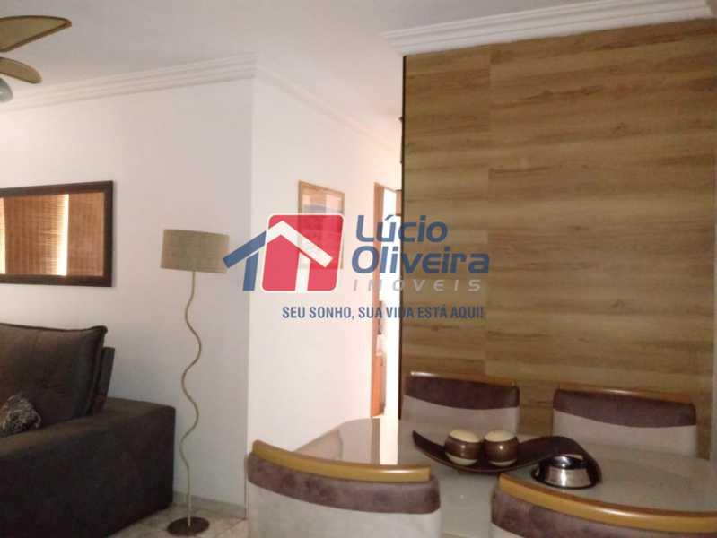 08. - Apartamento À Venda - Jardim América - Rio de Janeiro - RJ - VPAP21119 - 9