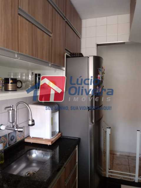 17. - Apartamento À Venda - Jardim América - Rio de Janeiro - RJ - VPAP21119 - 18