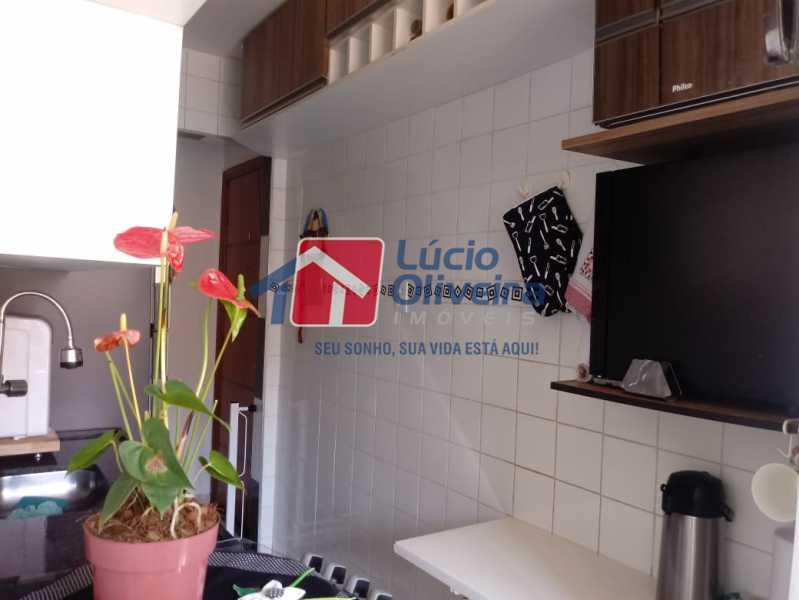 18. - Apartamento À Venda - Jardim América - Rio de Janeiro - RJ - VPAP21119 - 19