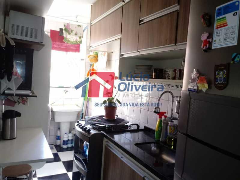 19. - Apartamento À Venda - Jardim América - Rio de Janeiro - RJ - VPAP21119 - 20