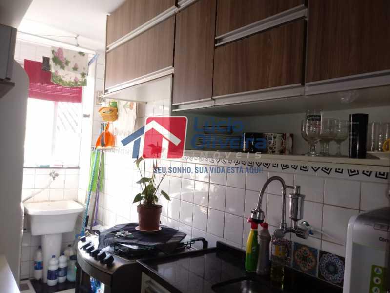 20. - Apartamento À Venda - Jardim América - Rio de Janeiro - RJ - VPAP21119 - 21