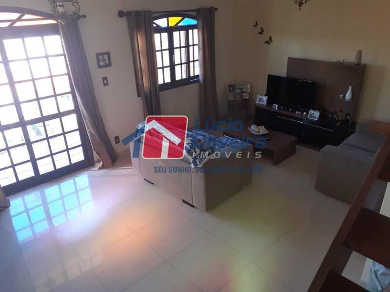 1 SALA 2 - Casa à venda Rua Breves,Vista Alegre, Rio de Janeiro - R$ 590.000 - VPCA30142 - 1