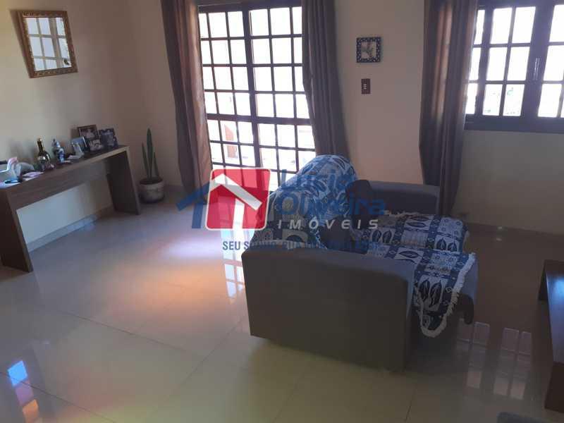 2 SALA - Casa à venda Rua Breves,Vista Alegre, Rio de Janeiro - R$ 590.000 - VPCA30142 - 3