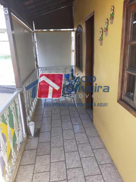 7 VARANDA DA SUITE - Casa à venda Rua Breves,Vista Alegre, Rio de Janeiro - R$ 590.000 - VPCA30142 - 10