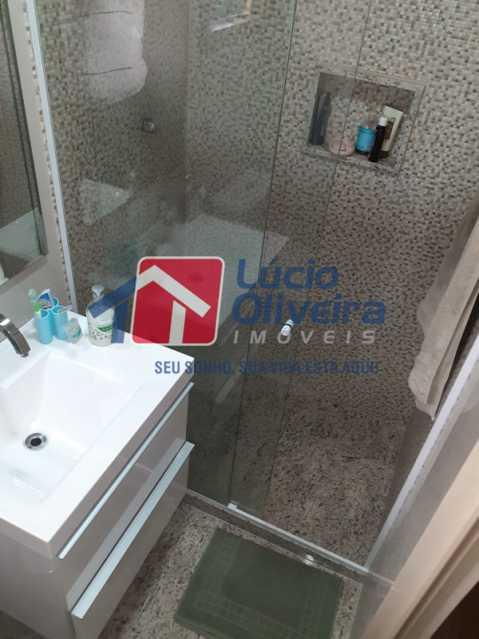 8 BH SUITE 2 - Casa à venda Rua Breves,Vista Alegre, Rio de Janeiro - R$ 590.000 - VPCA30142 - 11
