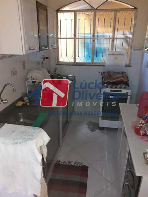 10 COZINHA - Casa à venda Rua Breves,Vista Alegre, Rio de Janeiro - R$ 590.000 - VPCA30142 - 14