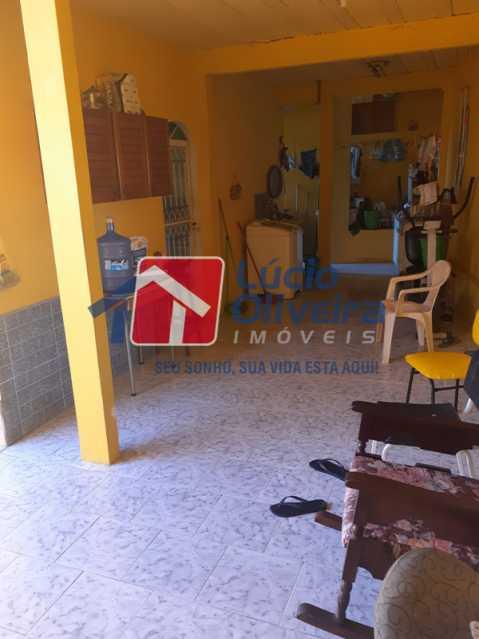 12 AREA DE SERVIÇO - Casa à venda Rua Breves,Vista Alegre, Rio de Janeiro - R$ 590.000 - VPCA30142 - 16