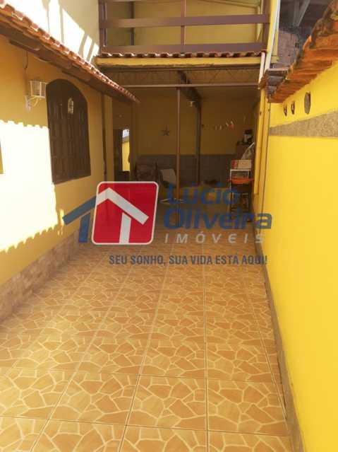 14 ENTRADA - Casa à venda Rua Breves,Vista Alegre, Rio de Janeiro - R$ 590.000 - VPCA30142 - 18