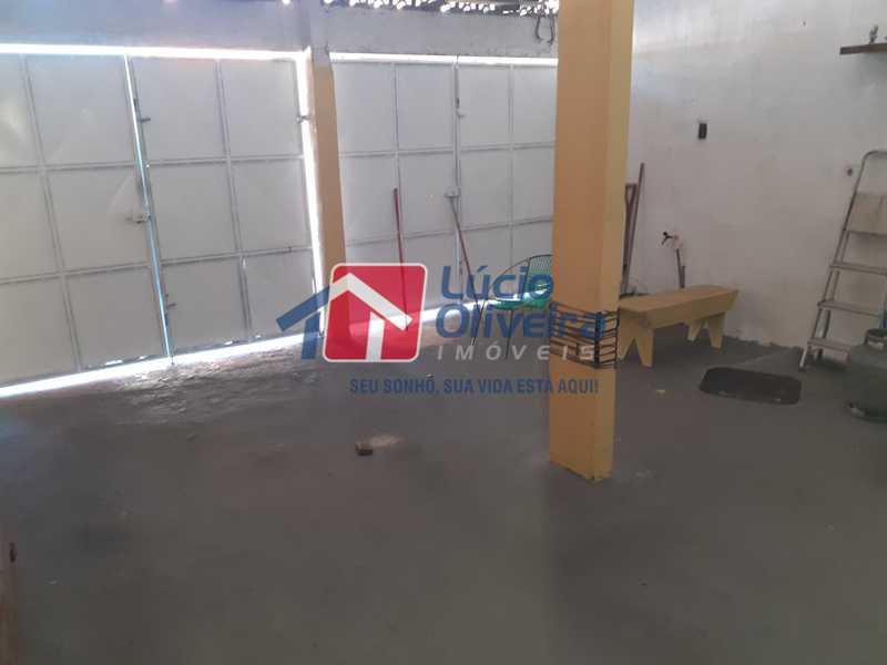 15 GARAGEM 2 - Casa à venda Rua Breves,Vista Alegre, Rio de Janeiro - R$ 590.000 - VPCA30142 - 19