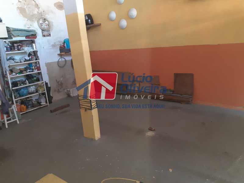16 GARAGEM - Casa à venda Rua Breves,Vista Alegre, Rio de Janeiro - R$ 590.000 - VPCA30142 - 20