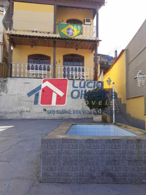 17 FAXADA - Casa à venda Rua Breves,Vista Alegre, Rio de Janeiro - R$ 590.000 - VPCA30142 - 21