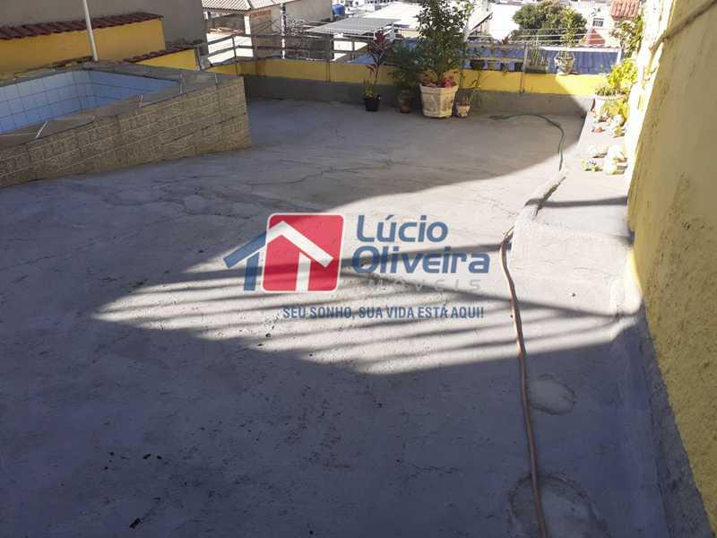 18 QUINTAL - Casa à venda Rua Breves,Vista Alegre, Rio de Janeiro - R$ 590.000 - VPCA30142 - 22