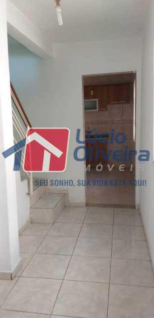 1-Sala.... - Casa À Venda - Penha - Rio de Janeiro - RJ - VPCA20210 - 3