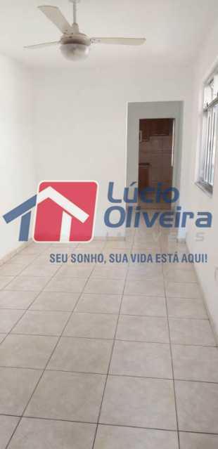 2-Sala. - Casa À Venda - Penha - Rio de Janeiro - RJ - VPCA20210 - 1