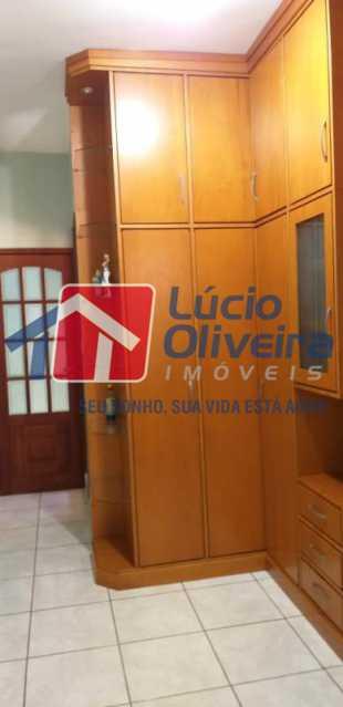 3-Quarto Casal armários. - Casa À Venda - Penha - Rio de Janeiro - RJ - VPCA20210 - 4