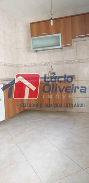 7-Cozinha e armários. - Casa À Venda - Penha - Rio de Janeiro - RJ - VPCA20210 - 8