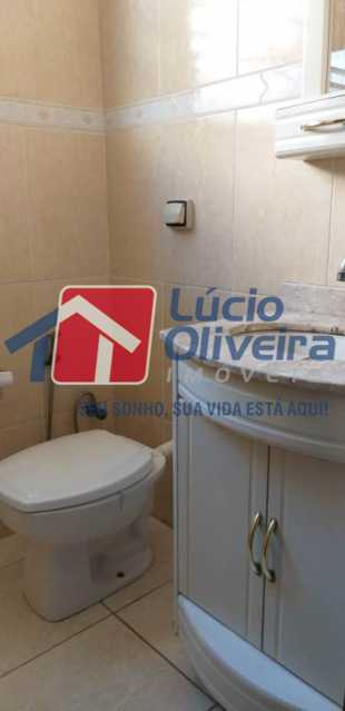 9-Banheiro social 2. - Casa À Venda - Penha - Rio de Janeiro - RJ - VPCA20210 - 10