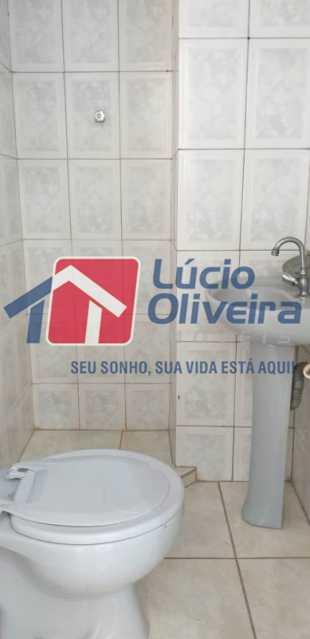 11-Banheiro Social. - Casa À Venda - Penha - Rio de Janeiro - RJ - VPCA20210 - 12