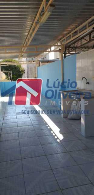 12-Terraço.. - Casa À Venda - Penha - Rio de Janeiro - RJ - VPCA20210 - 13