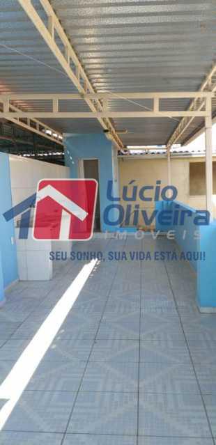 13-Terraço. - Casa À Venda - Penha - Rio de Janeiro - RJ - VPCA20210 - 14