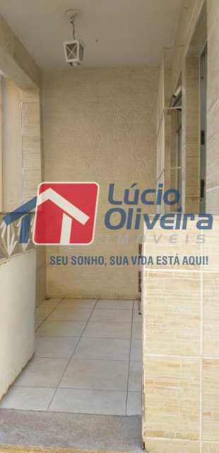 14-Varanda. - Casa À Venda - Penha - Rio de Janeiro - RJ - VPCA20210 - 15