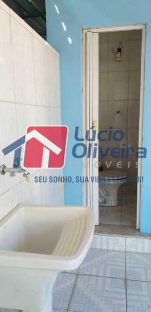 17-Area serviço e banheiro te - Casa À Venda - Penha - Rio de Janeiro - RJ - VPCA20210 - 18
