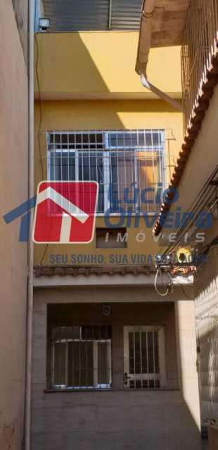 18-Frente casa. - Casa À Venda - Penha - Rio de Janeiro - RJ - VPCA20210 - 19