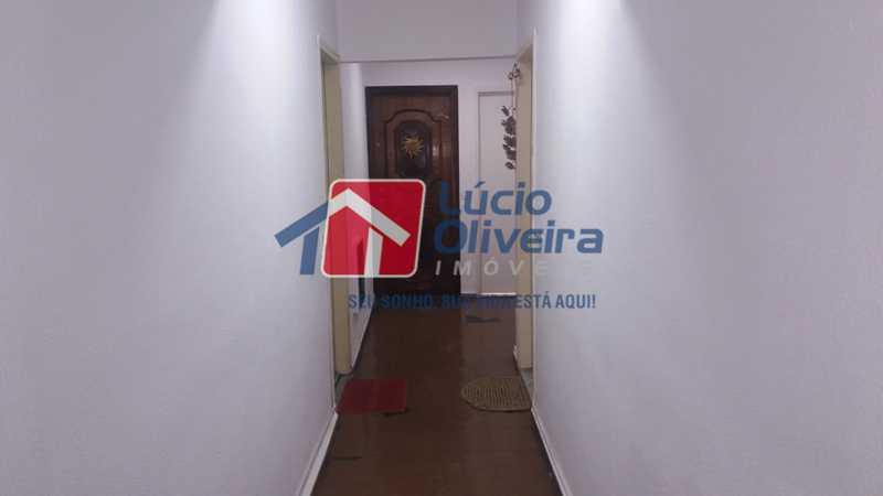 2 CIRCULAÇÃO - Apartamento À Venda - Vaz Lobo - Rio de Janeiro - RJ - VPAP21122 - 3