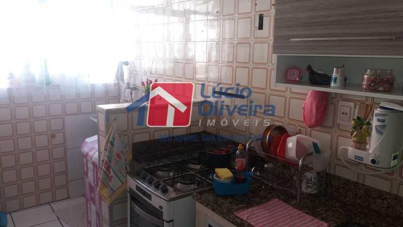 5 COZINHA - Apartamento À Venda - Vaz Lobo - Rio de Janeiro - RJ - VPAP21122 - 7