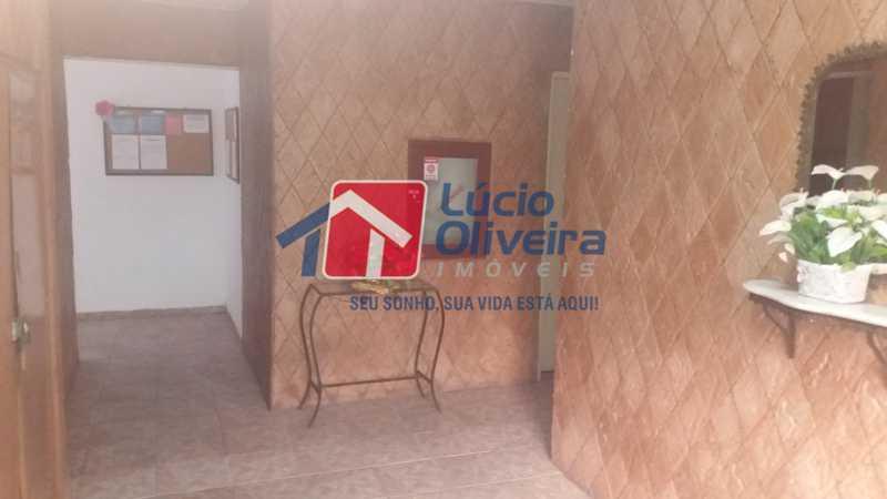 6 HALL DE ENTRADA - Apartamento À Venda - Vaz Lobo - Rio de Janeiro - RJ - VPAP21122 - 8