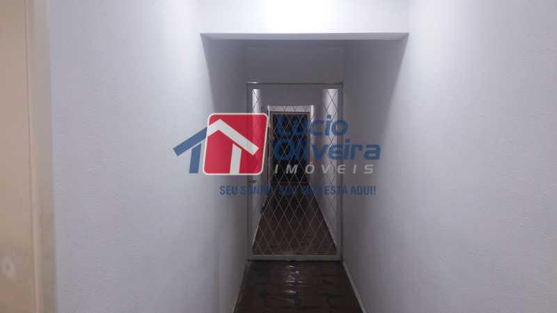 8 ENTRADA DO APTO - Apartamento À Venda - Vaz Lobo - Rio de Janeiro - RJ - VPAP21122 - 11