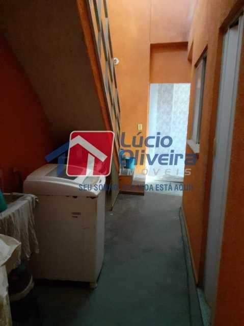 AREA DE SERVICO SEGUNDO ANDAR - Casa À Venda - Cordovil - Rio de Janeiro - RJ - VPCA20211 - 5