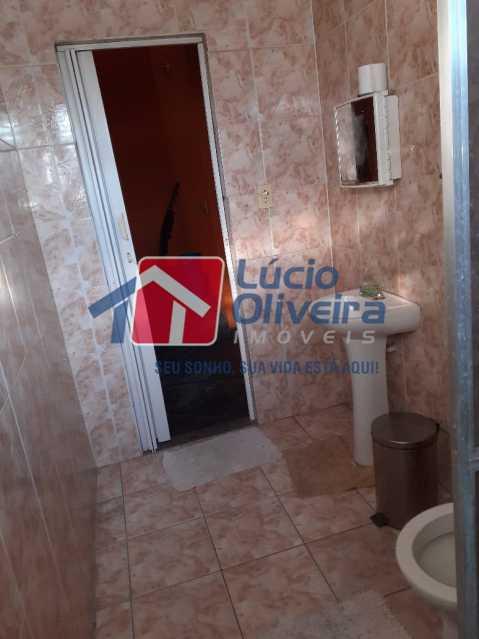 BANHEIRO SUITE - Casa À Venda - Cordovil - Rio de Janeiro - RJ - VPCA20211 - 7