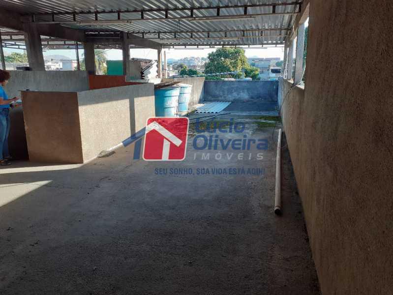 TERRAÇO 2 - Casa À Venda - Cordovil - Rio de Janeiro - RJ - VPCA20211 - 16