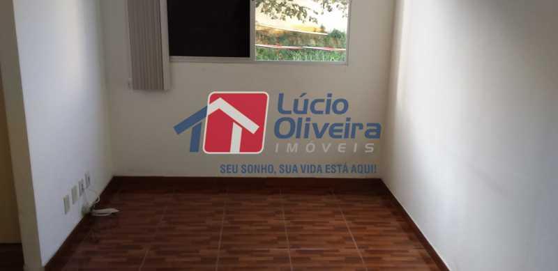 01 - Sala - Apartamento À Venda - Engenho da Rainha - Rio de Janeiro - RJ - VPAP21123 - 1
