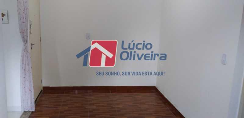 02 - Sala - Apartamento À Venda - Engenho da Rainha - Rio de Janeiro - RJ - VPAP21123 - 3