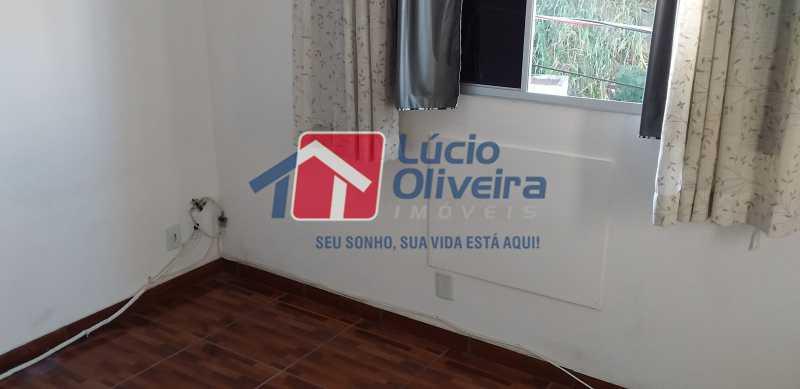 03 - Quarto casal - Apartamento À Venda - Engenho da Rainha - Rio de Janeiro - RJ - VPAP21123 - 4
